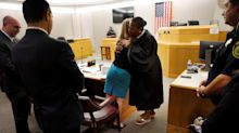 Texas Judge Defends Hugging, Gifting Bible To Botham Jean's Killer