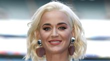 """Katy Perry calls her relationship with Russell Brand a """"tornado"""""""