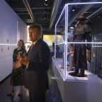 Dutch king opens disease exhibition delayed by pandemic