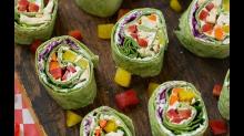 La recette du roulé végétarien qui fait un carton sur Pinterest