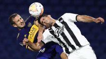0-0. Boca Juniors avanza a los octavos de final con un empate ante Libertad