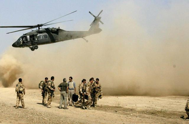 Security lapse exposed thousands of military contractor files