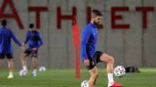 Yeray avanza en su recuperación pero sigue en duda para recibir al Cádiz