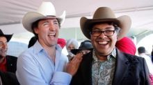 Politicians leave Stampede duds on the shelf for 2020