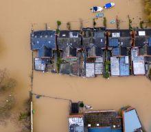 Boris Johnson Under Fire as Fresh Rain Threatens More U.K. Flooding