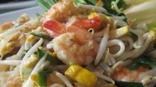 美食糾錯!月亮蝦餅源自台灣、泰國美食「金邊粉」源自柬埔寨
