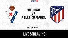 La Liga 2020-21 Eibar vs Atletico Madrid LIVE Streaming: When and Where to Watch Online, TV Telecast, Team News