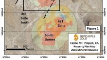 Drilling Returns 16.47 g/t Gold Over 15.2 Metres Within a Larger Zone of 2.77 g/t over 103.6 Metres at Oro Belle South