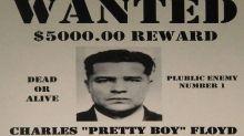 El ladrón de bancos que se convirtió en una admirada leyenda