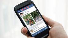 比一般版更早 部分 Facebook Lite 用家已可改用深色介面