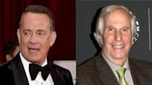 Tom Hanks and Henry Winkler's 30-year feud is 'disappointing', Ron Howard says