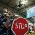 Carnival-going Germans mock Kramp-Karrenbauer over far-right fiasco