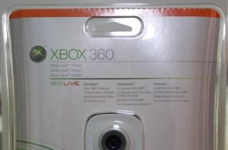 Xbox Live Vision sneaks onto store shelf