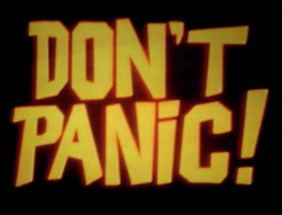 Hitchhikers Guide to the Galaxy app coming to the iPad, Don't Panic decal not included