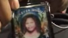 Teen's necklace featuring a photo of his deceased mother got him kicked out of a Florida fair: 'It's associated with bad behavior'