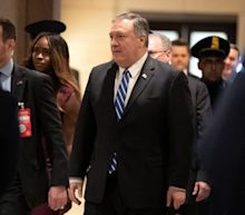 After interview, Pompeo cursed at reporter, yelled: 'Do you think Americans care about Ukraine?'