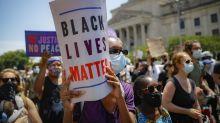 Facebook groups pivot to attacks on Black Lives Matter