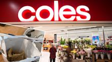 'The smell hit us': Sickening problem inside Coles rice