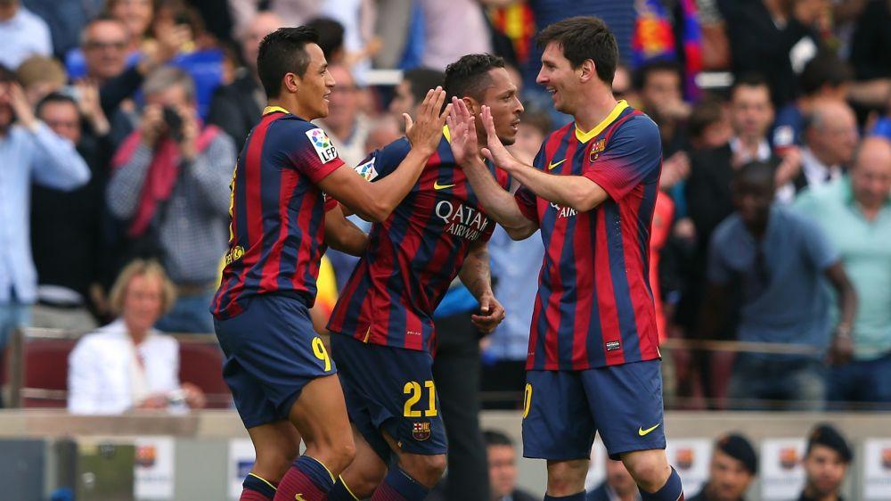 Sanchez: Messi's attitude screams 'I am the best'