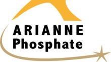 Arianne enters Memorandum of Understanding with China Machinery Industry Construction Group (SINOCONST)