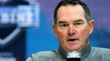 Coaching pals Zimmer, Patterson share diverse views on Vikes