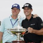 Billy Horschel's caddie predicted his victory at AT&T Byron Nelson