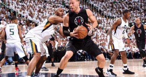 Basket - NBA - NBA : les Los Angeles Clippers retiennent Blake Griffin avec un méga-contrat