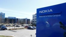 Nokia makes small profit despite supply disruption