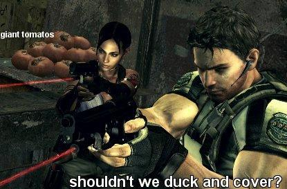 Resident Evil 5 to sport Gears inspired controls