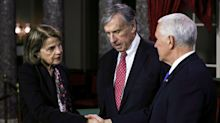 Sen. Dianne Feinstein's Husband Named In College Admissions Scandal