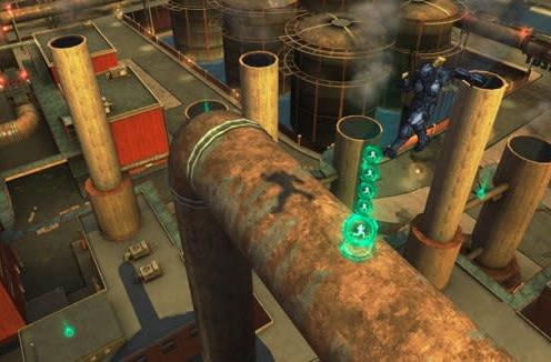 Overheard@TGS: Putting the 'crack' in Crackdown 2