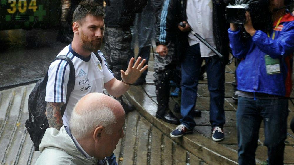 Argentinien bangt: Alle Infos zu Messis Sperre