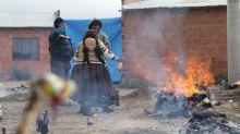 """El mes de la """"Pachamama"""" comienza en Bolivia con rituales ancestrales"""
