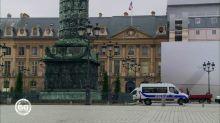 Place Vendôme, secrets et coulisses