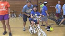 I-Can Bike program teaches special needs kids