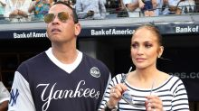 Jennifer Lopez Wears the Chicest Outfit to a Softball Game With Alex Rodriguez