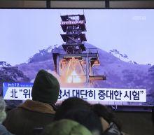 N. Korea believed to test new rocket engine to provoke US