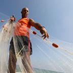 Fisherman nets message in a bottle in isolated Gaza