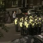 Police break up illegal house party at Archway Airbnb house