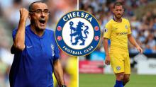 Gossip: Chelsea offer Hazard stunning £78m deal