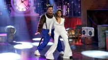 Paula Abdul and James Corden Do Live Action 'Opposites Attract' Video