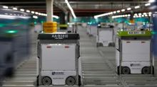 Ocado shares fall as it cancels orders after robot fire