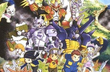 Digimon MMO Coming to North America