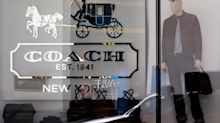 Coach owner Tapestry's sales top Wall Street estimates