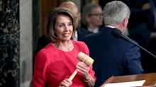 Nancy Pelosi retakes gavel as House speaker, becomes the most powerful elected woman in U.S. history
