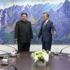 Inter-Korean summit's key players: Kim Jong-un and Moon Jae-in