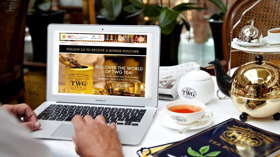 Twg Tea co-founder on expanding its digital footprint