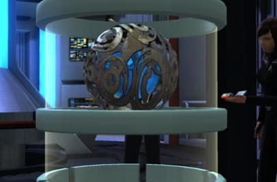 Star Trek Online posts lore on a mystery object
