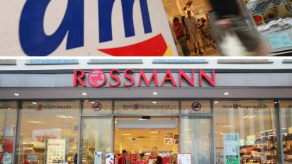 Der harte Konkurrenz-Kampf zwischen Rossmann und dm erreicht nun sogar China