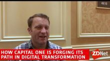 How Capital One is forging its path in digital transformation
